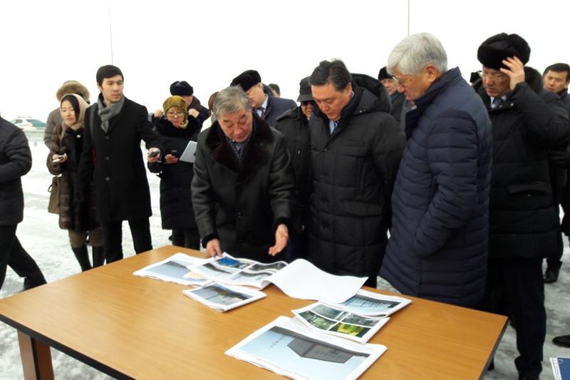 Мамин поручил начать реконструкцию дороги в районе «Алтын Орды» в Алматы