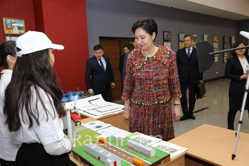 Казахстанские дети по одаренности занимают 12 место в мире