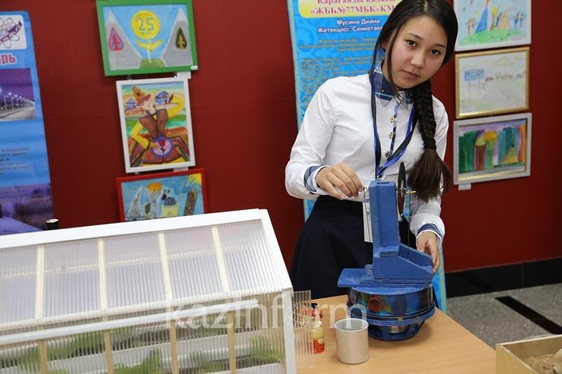 На ЭКСПО-2017 может появиться площадка детских изобретений