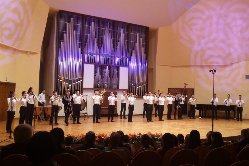 November Music Fest стартовал в Алматы