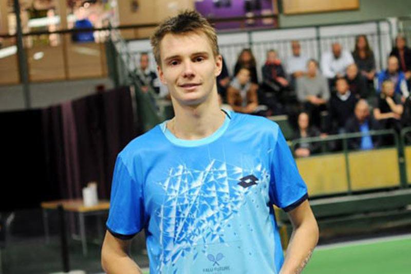 Ещё один теннисист из России будет представлять Казахстан