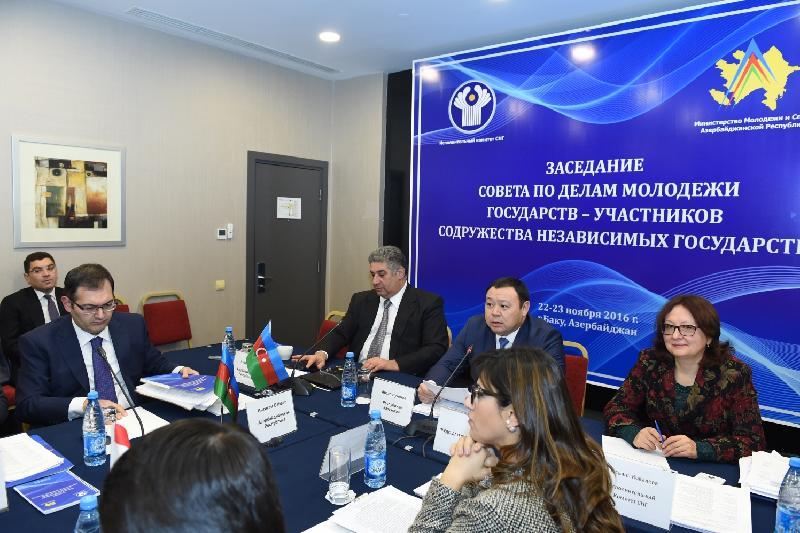 Абзал Нукенов: Совет по делам молодежи стран СНГ - уникальная площадка