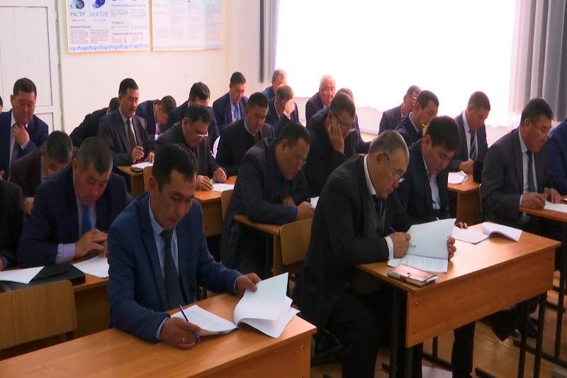 Almaty oblysynyń shendi-shekpendileri partaǵa otyrdy