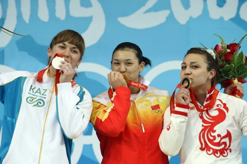 Бейжің Олимпиадасының «алтыны» қазақстандық ауыр атлетке бұйырды
