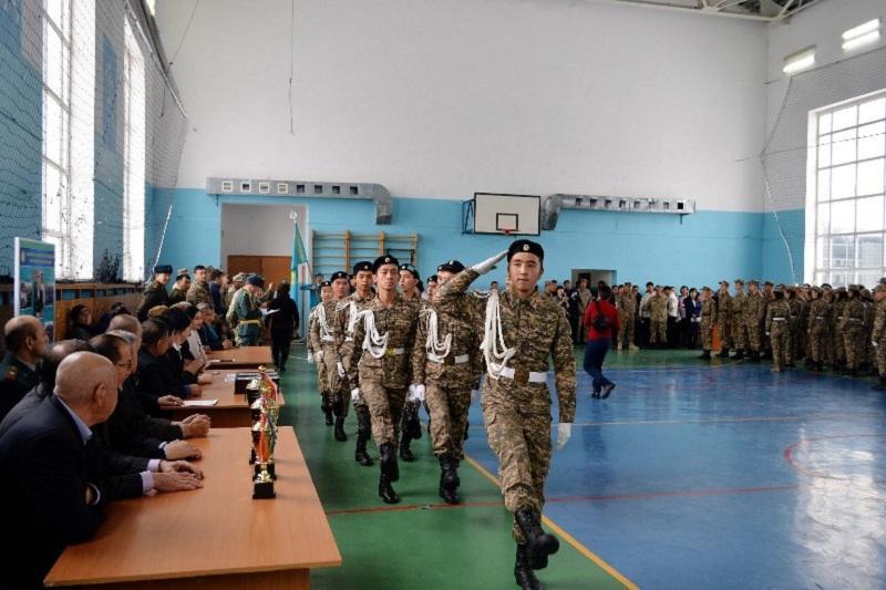 Военно-патриотические игры «Жас Улан» собрали команды из 5 областей Казахстана