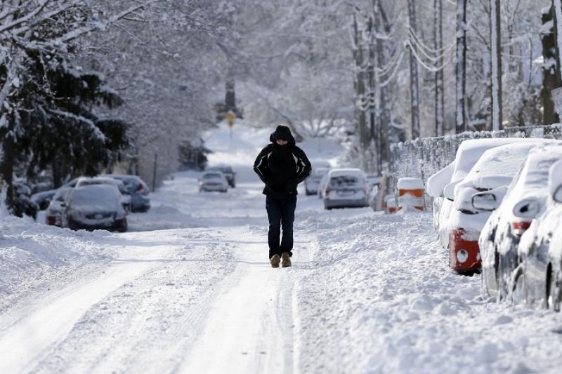 Самые морозостойкие школьники живут в Павлодаре