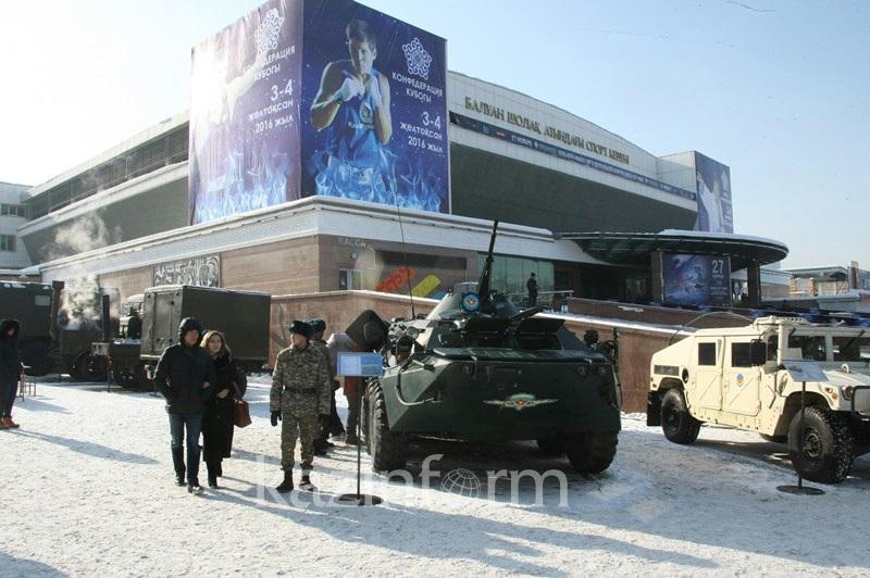 1 млн 600 тысяч игроков World of Тanks насчитывается в Казахстане (ФОТО)