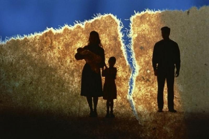 Әке-шешесі ажырасқан балалардың некесі берік болмайды - АҚШ ғалымдары