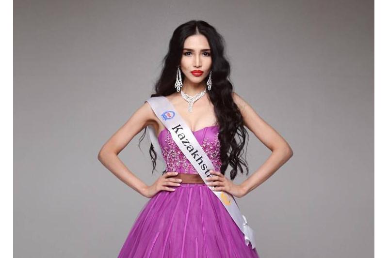 Казахстанка стала I вице-мисс на конкурсе красоты в Южной Корее