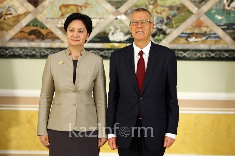 阿布德哈勒科娃:哈萨克斯坦希望与新西兰实施农业合作项目