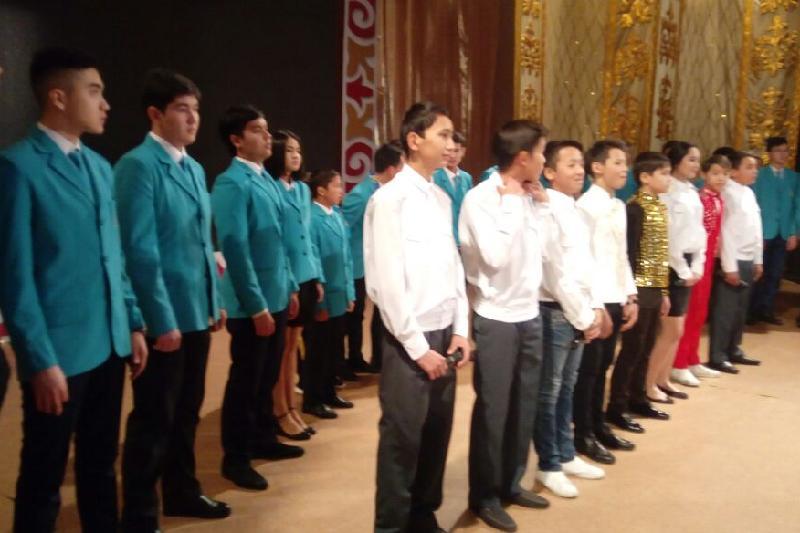 Более тысячи жамбылских детей стали победителями различных конкурсов