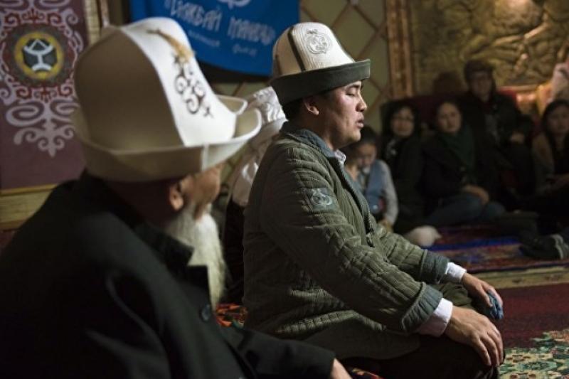 Манасчи за семь дней перескажут древний эпос в Кыргызстане