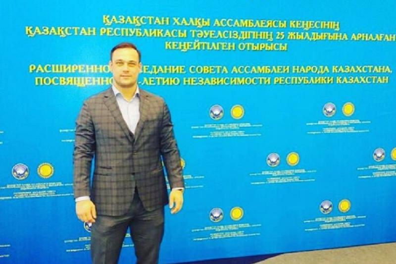 Olympic champions join People's Assembly of Kazakhstan