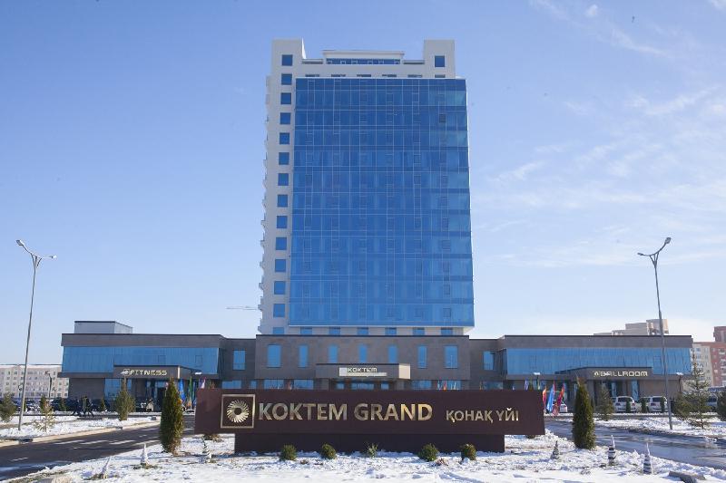 Новый гостиничный комплекс открыли в Талдыкоргане