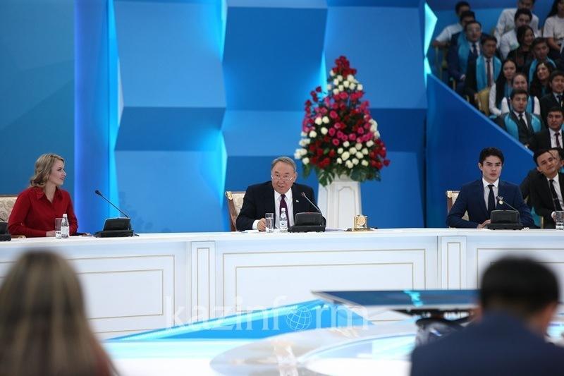 Президент увидел в казахстанском разработчике Билла Гейтса