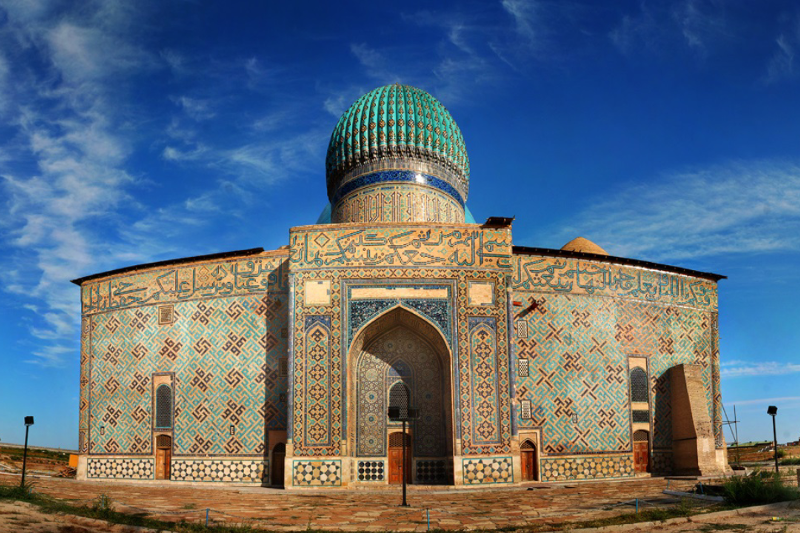 Факты о Туркестане - столице тюркского мира 2017