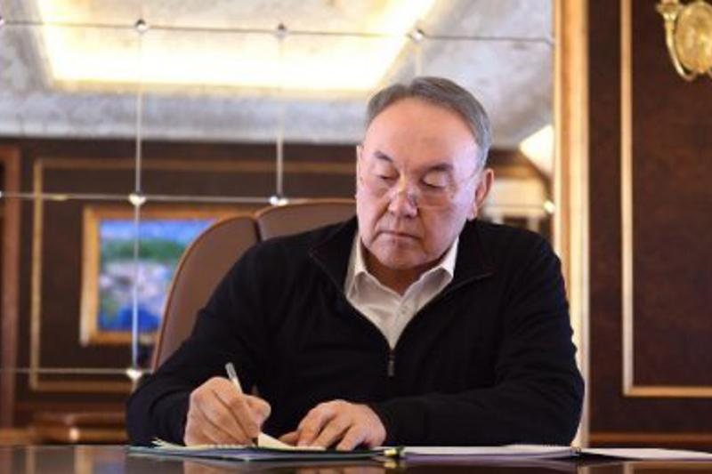 Nazarbayev signs law on extension of moratorium on amendments to land legislation