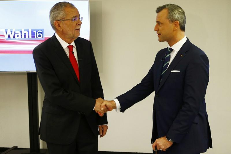 Австрияда екінші рет президент сайлауы өтіп жатыр