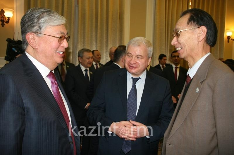 Kazakhstan committed to implement Silk Road Economic Belt initiative - Tokayev