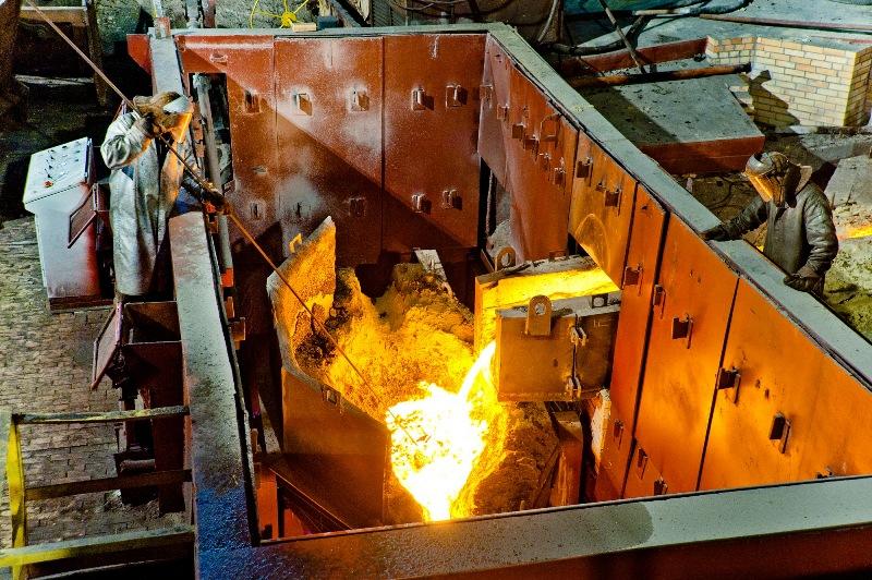 Цикл модернизации доменных печей завершили металлурги Темиртау