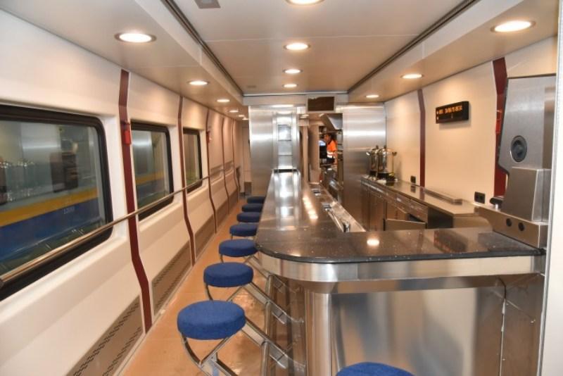 Состоялся запуск  поезда «Тұлпар-Тальго» новой модификации
