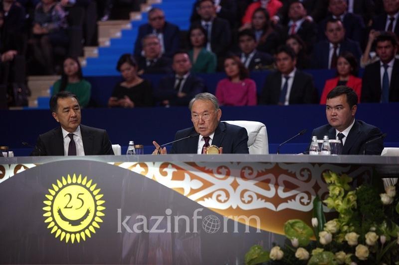 Назарбаев облыс әкімдерінің негізгі жұмысын айтты