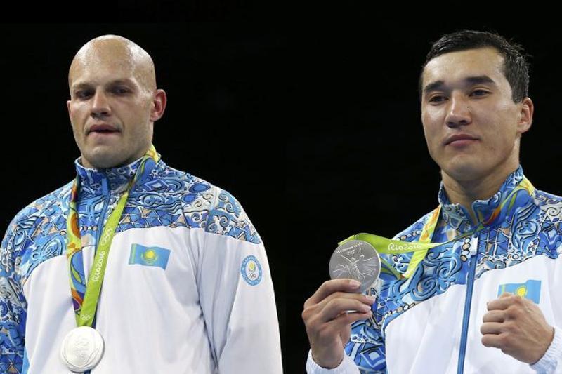 Rio Olympics silver medalist Levit, Niyazymbetov to get $250,000 bonuses