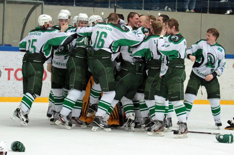 Атырауский  ХК «Бейбарыс» сыграет в суперфинале Континентального кубка