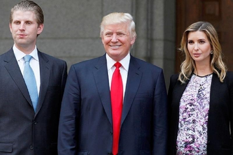 Трамп бизнесін балаларына беруге ниеттеніп отыр