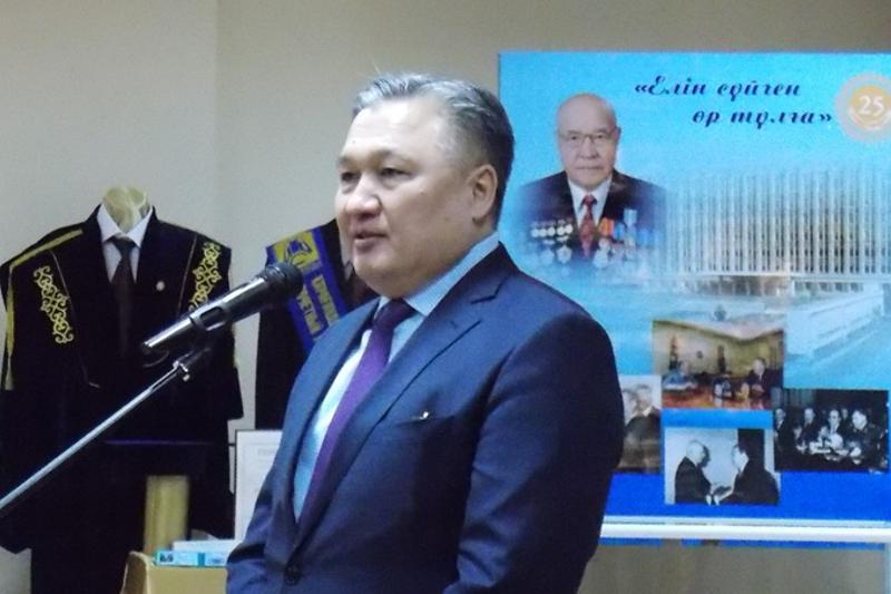 Қарағанды облысының әкімі жария етілмеген кеңесшісі жайлы айтты