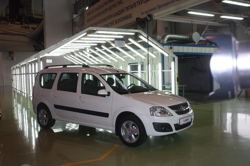 Казахстанский завод будет собирать на экспорт новые модели авто