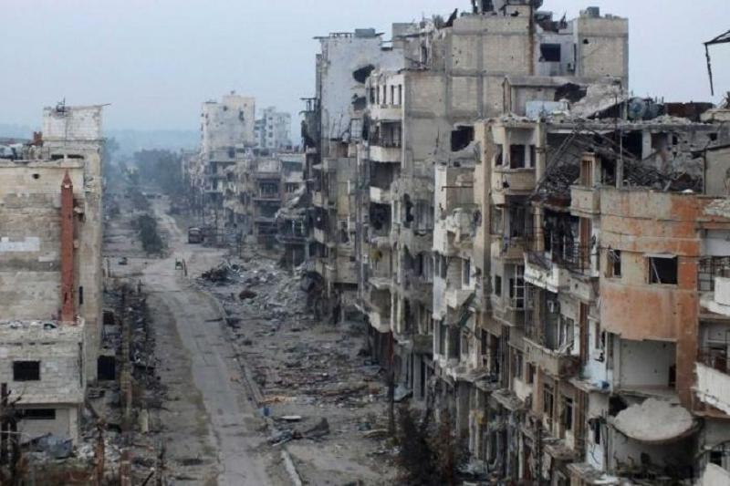 Сирияны қалпына келтіру үшін 180 млрд доллар қажет