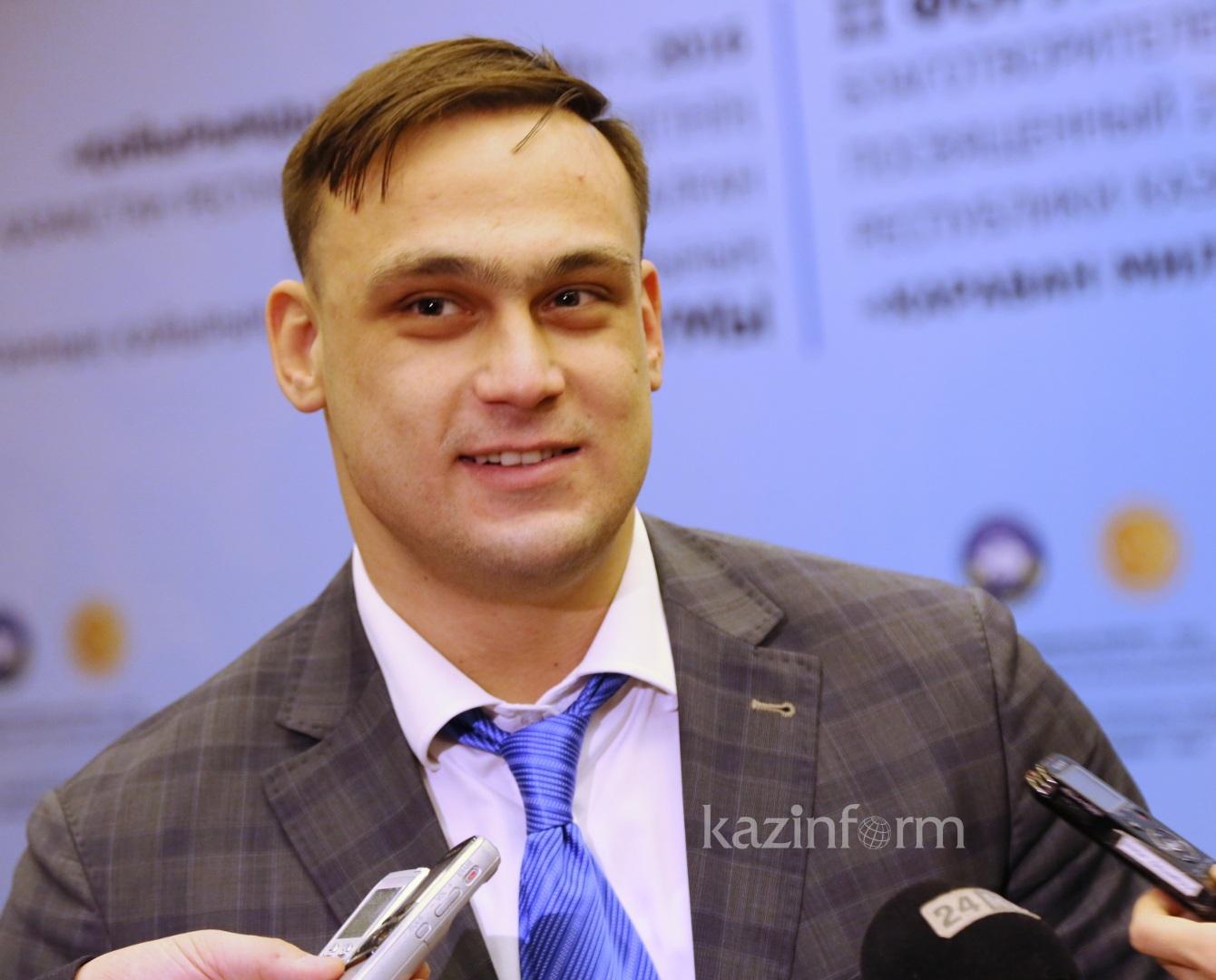 IWF Илья Ильинді дисквалификациялау мерзімін өзгертті
