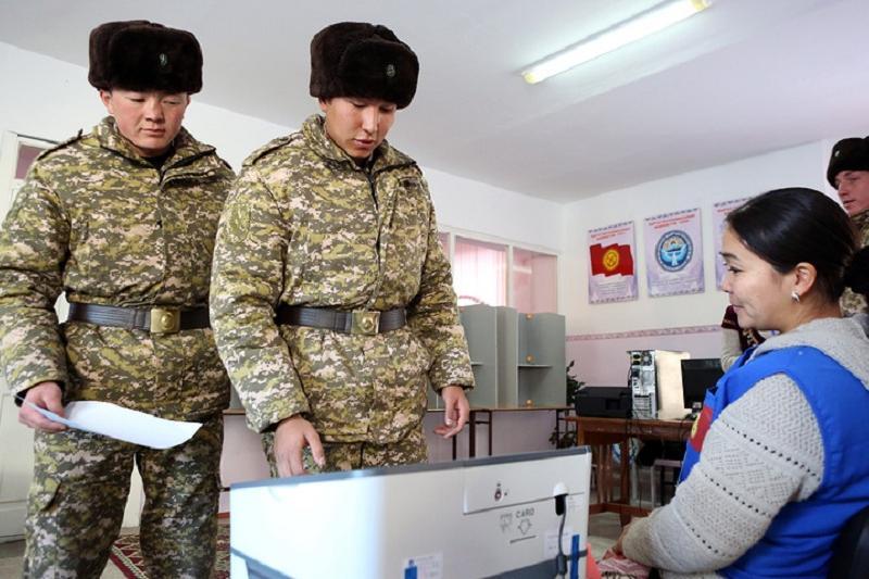 Референдум в Кыргызстане по изменению Конституции признан состоявшимся
