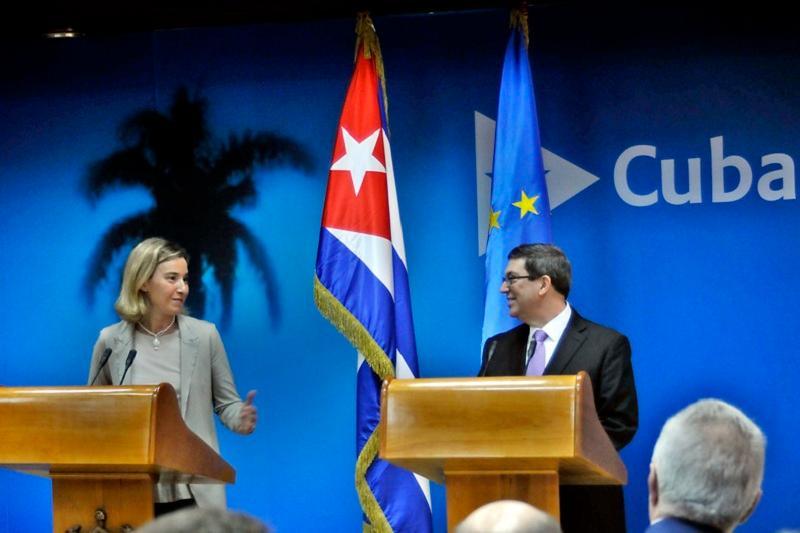 Еуроодақ пен Куба қарым-қатынасты жақсарту туралы келісімге қол қойды