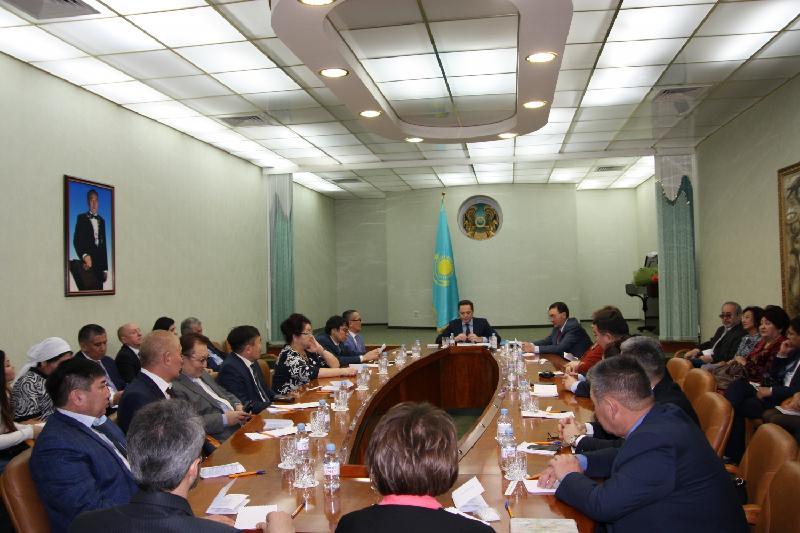 Байгали Серкебаева пригласили выступить для казахской диаспоры в России