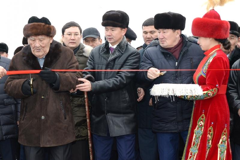 New bridge over Syrdariya River to be unveiled in Kyzylorda