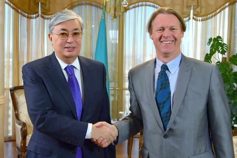 Назарбаевтың антиядролық қозғалыстағы көшбасшылығы атап өтілді