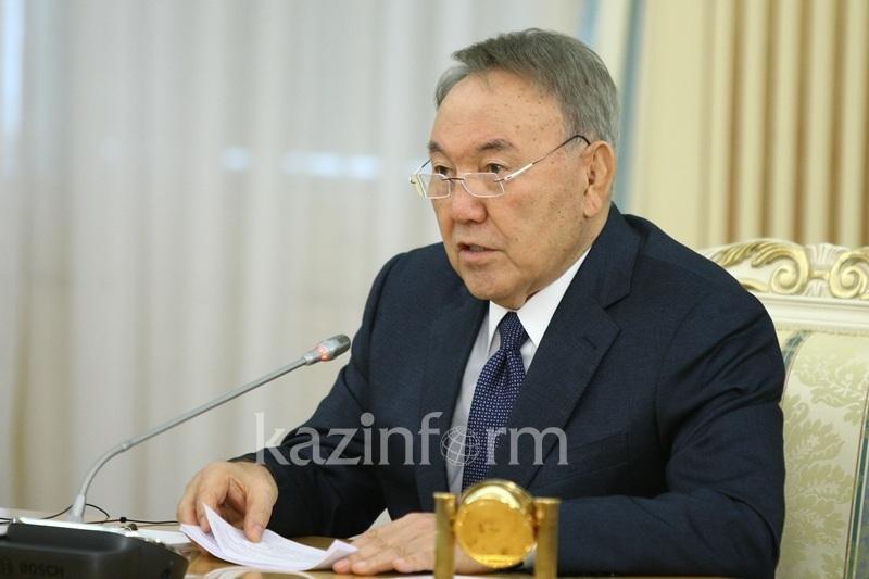 Президент объяснил назначение Тасмагамбетова послом