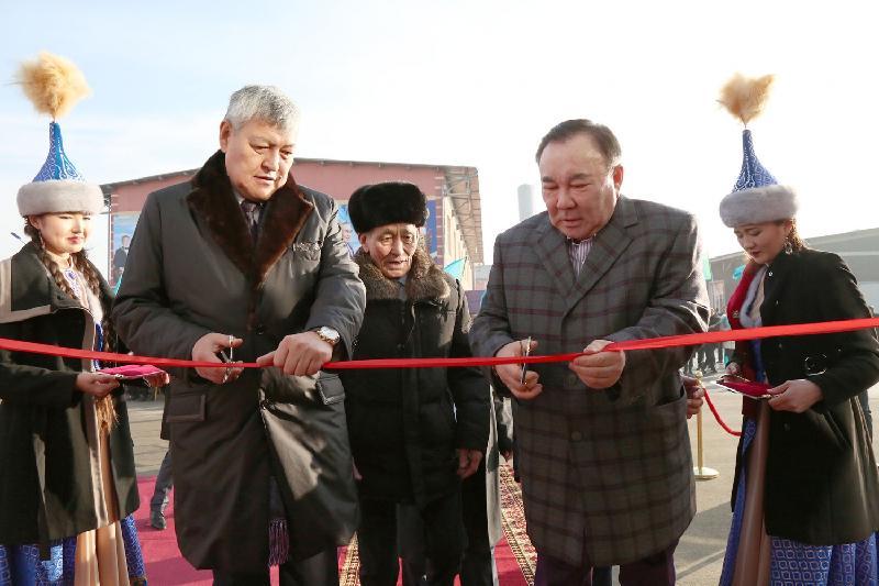 Алматы облысында жаңадан ашылған зауытта жұмысшылар тегін тамақтанады