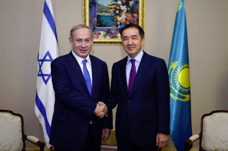 Prospects of public-private partnership are opening up for Kazakhstan and Israel, PM