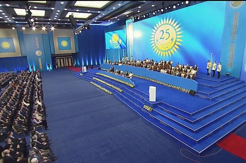 Нурсултан Назарбаев: Глобальный кризис никуда не делся