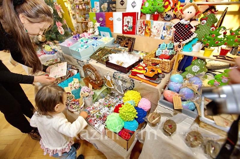 Более 300 ремесленников представили работы на «Christmas Art Fair» в Алматы