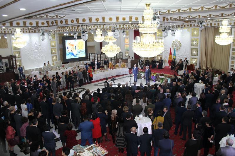 В Бишкеке прошел прием в честь Дня Независимости РК
