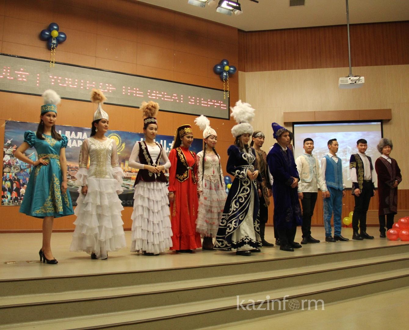 Молодежь РК и КНР дала в Пекине концерт к 25-летию Независимости Казахстана