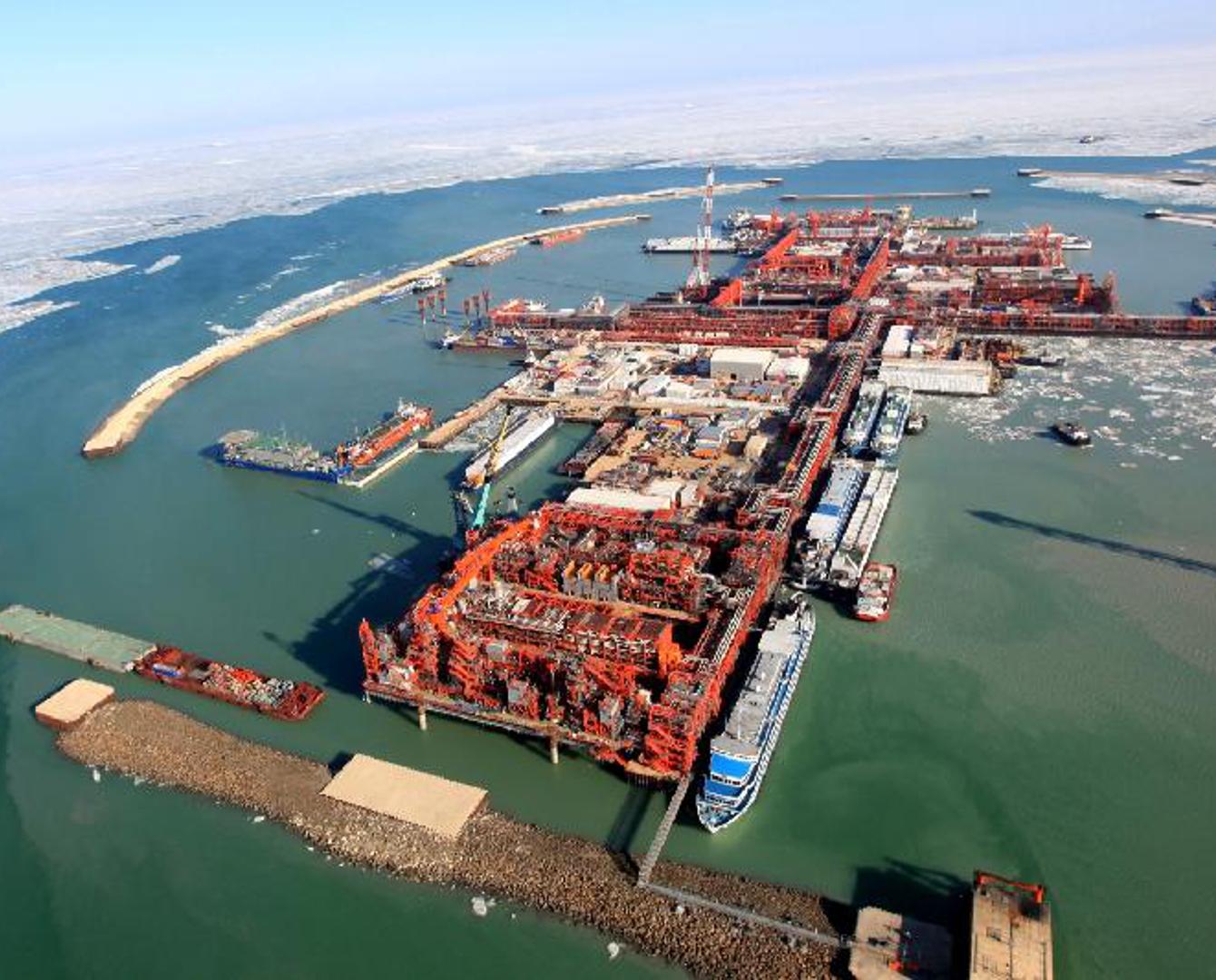 Первый миллион тонн нефти Кашагана отправлен на экспорт