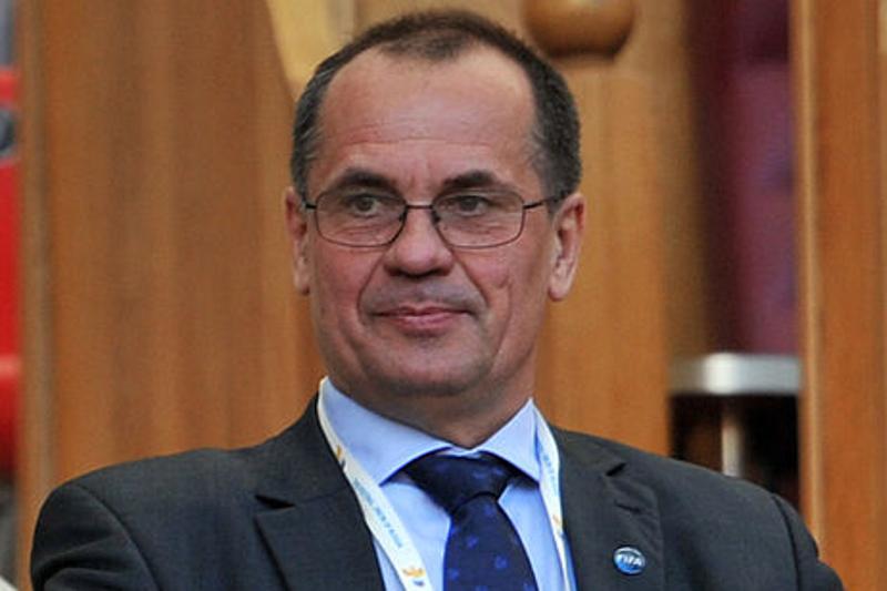 РФО төрешілер комитетінің басшысы Левников ҚФФ-та жұмыс жасайтын болады