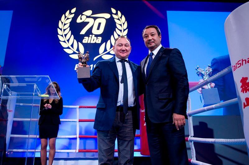 AIBA Астанадағы бокстан әлем чемпионатын жыл оқиғасы деп атады
