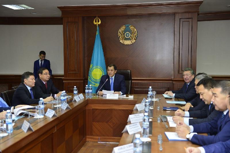 Нурлан Ногаев поручил прекратить хаотичную застройку Атырау