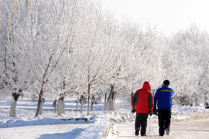 Race dated to 25 years of Kazakhstan's Independence to be held on Dec 25